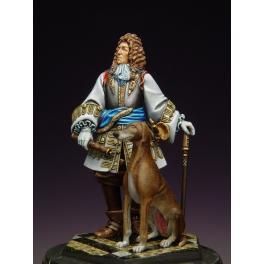 Masterclass 54mm figurine du Maréchal Vauban 1664