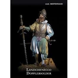 Figurine de Lansquenet 54mm Masterclass