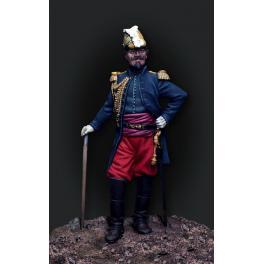 Figurine du MARECHAL CANROMBERT 54mm