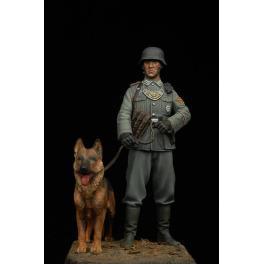 Figurine 54mm de soldat Allemand