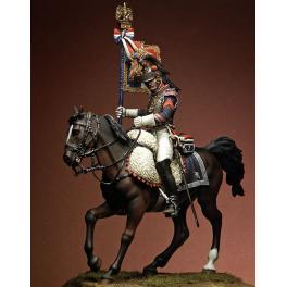 Figurine de Cuirassier en 75mm Pegaso Models