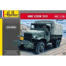 Maquette Heller 35e-GMC .