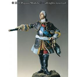 Figurine de Louis XV en 90mm Pegaso Models
