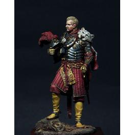 Figurine de Hussard Ailé Polonais Pegaso Models