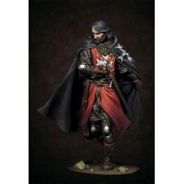 Chevalier Hospitalier du XIII, XIVème siècle 90mm Pegaso Models.