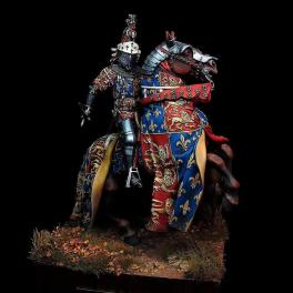 "Edward of Woodstock ""Der Schwarze Prinz"" 75mm Pegaso Models."