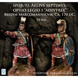 Figurine de Aelius Septimus 1ere Legion 54mm Alexandros Models.