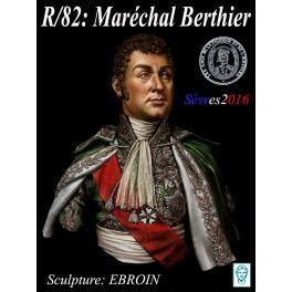 Buste du Maréchal Berthier 200mm Alexandros Models.