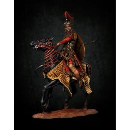 Roman Decurion figure 90mm Pegaso Models.