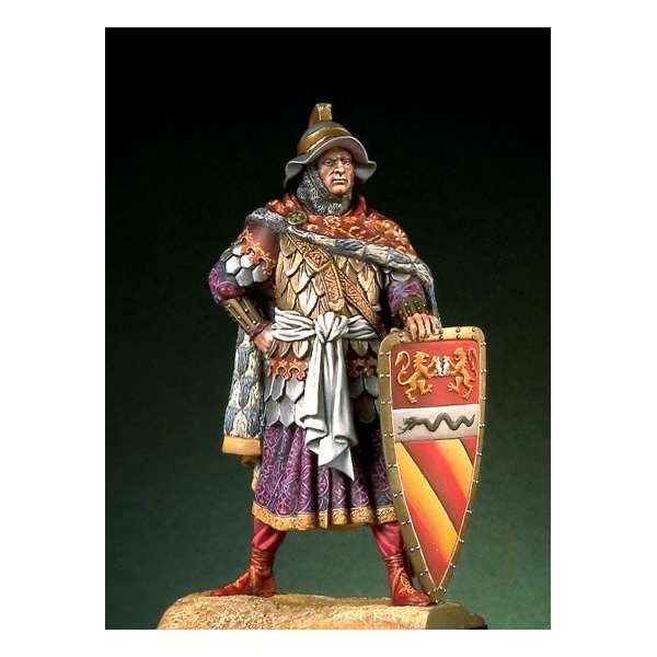 54mm figure kits,Oddone di Frangipane, XII century.