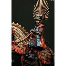 Pegaso models 75mm figuren.Toyotomi Hideyoshi.