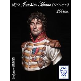 Buste de Joachim Murat, Maréchal de France Alexandros Models.