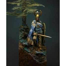 Romeo Models 54mm, Celtic Chief - I Century B.C.  figure kits.
