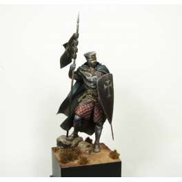 Knight of the Holy Sepulcher figure 90mm metal