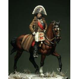 Figurine du maréchal Ney en 54mm Pegaso Models.