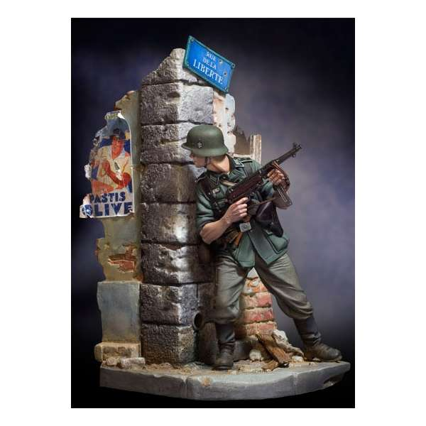 Andrea 90mm: Feldwebel (France,1940) figure kits.