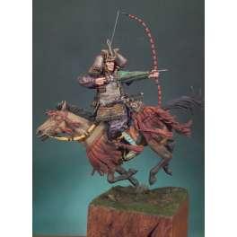 Andrea miniatures,figuren 90mm.Samurai zu Pferd .