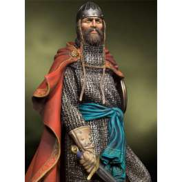 Andrea miniatures.90mm figure kits.El Cid.