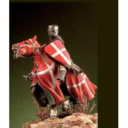 Figure kits,St. John Order Knight, XIII c. 54mm