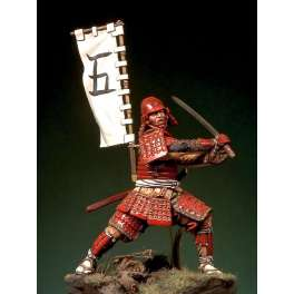 Pegaso model.54mm.Samurai figuren.