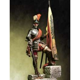 Historical figure kits, Hernan Cortes 75mm.
