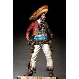 Pegaso 54mm figure kits.Mexican Gunfighter.
