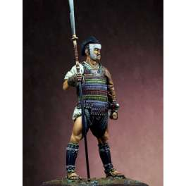 Pegaso models.75mm.Ashigaru, 15. Jh.figuren.
