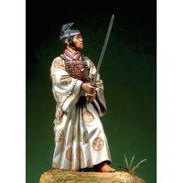 Pegaso model.54mm.Duelling Samurai Warrior
