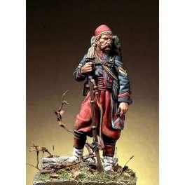 Historical figure kits. Newyork Zouaves 54mm.