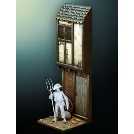 Pegaso models.XVII century House .54mm.