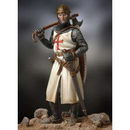 Andrea miniature,54mm.Chevalier,XIIIe Siècle.