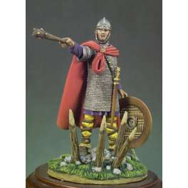 Andrea Miniatures 54mm.Frankish Warrior (c.850) figure kits.