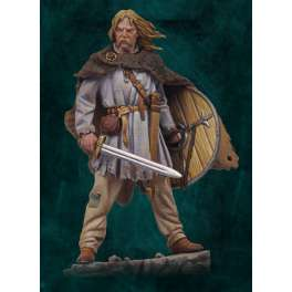 Andrea miniatures,54mm,Guerrier Viking en 925 .