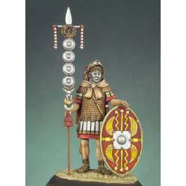 Andrea miniatures,54mm.Signifer (AD 14) figure kits.