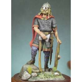 Andrea miniatures figure kits ,90mm.Viking Chief (c. 900).