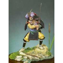 Andrea miniatures,vollfiguren 90mm.Samurai-Krieger.