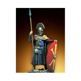 Romeo Models 54mm,Byzantine Infantry Official - VI Century A.D. figure kits.