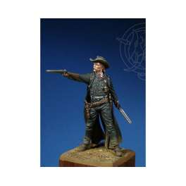 Romeo Models 75mm figuren.City Marshall- 1870