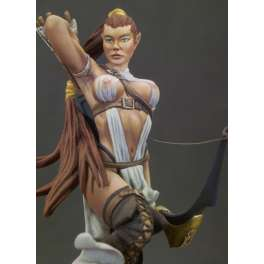 Archer Elf Andrea Miniatures 80mm.