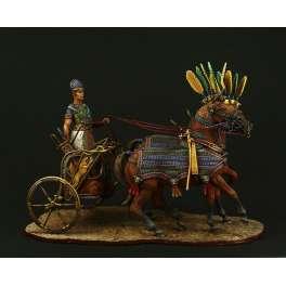 Andrea  90mm Figurine pharaon Ramsès II