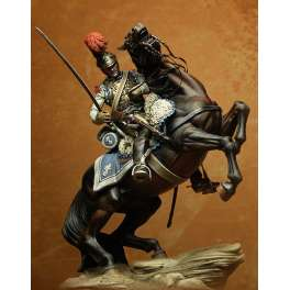 French Carabineer, 1812 (nº 299 Limited Edition)  75mm Pegaso Models.