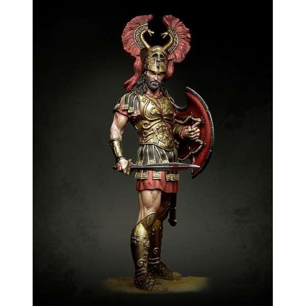Figurine de Argyraspides 4ème siècle avant JS Pegaso Models 90mm.