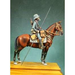 Andrea miniatures,54mm.Chevauxleger (Bavaria) figure kits.