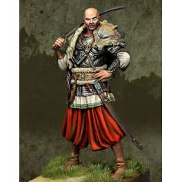 Figurine de Cossack 75mm Pegaso Models.