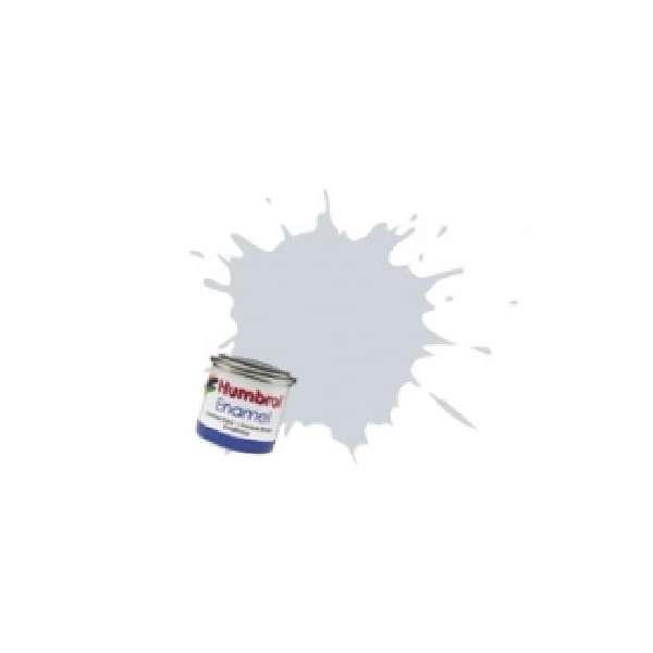 ARGENT EMAIL 14 ML. Peinture Humbrol.