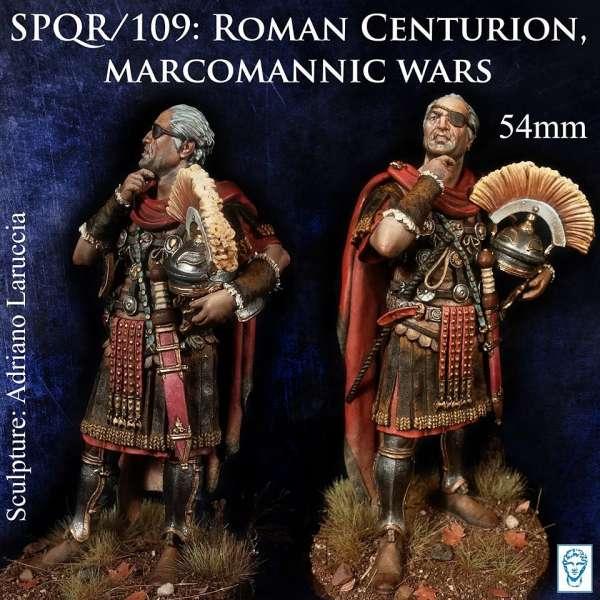 Figurine de centurion Romain 54mm Alexandros Models.