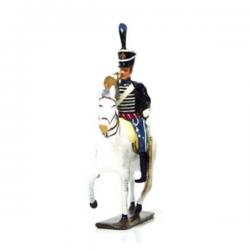 CBG Mignot trompette du 2e régiment de hussards (1808)