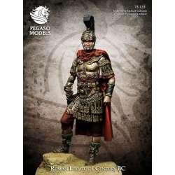 Figurine 75mm de légat de Rome 1er siècle après JC Pegaso Models.