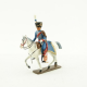 Figurine d'Aide de camp de Sérurier CBG Mignot.