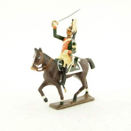 Figurine d'Aide de camp de Victor CBG Mignot.